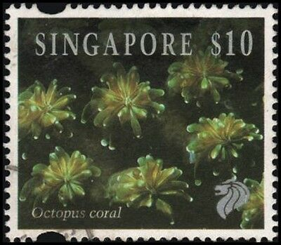 Singapore #684a Used VF