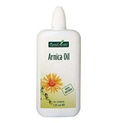 Arnica Oil Muscle Joint Massage Oil Essential Natural Aromatherapy Pain Relief