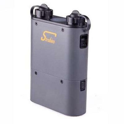 Interfit Photo Strobies Pro-Flash Battery Pack f/Pro-Flash One Eighty Flash