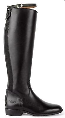 Caldene Pendle Long Leather Riding Boots Various Sizes - Sale