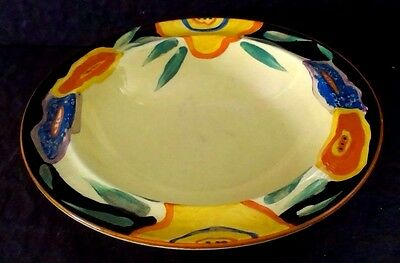 "CLARICE CLIFF ""Garland"" Bowl"