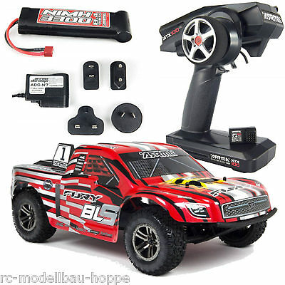 Arrma Fury 2WD BLS Brushless Short Course Truck 1-10 AR102618 65 km/h Power