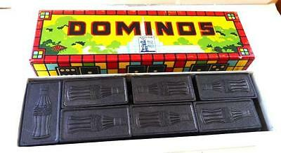 Great, 1940's Coca Cola Dominoes Set, BUY WAR BONDS,  By MILTON BRADLEY
