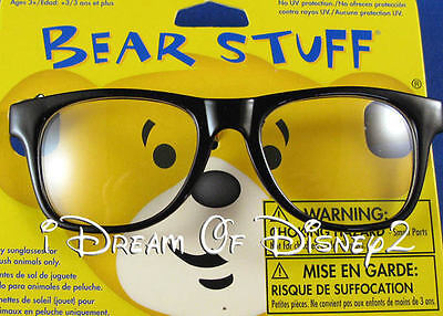 Black Frame Reading Glasses Build-A-Bear Teddy Toy Accessory