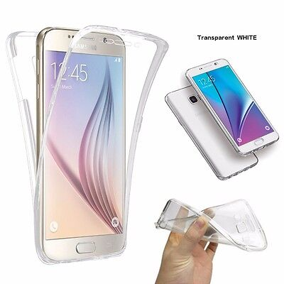 Shockproof Protection Crystal Clear Gel Phone Case Cover Samsung Galaxy S6edge Y