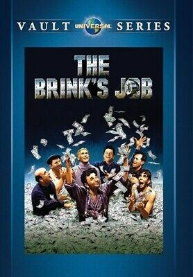 The Brink's Job [New DVD] Manufactured On Demand, Colorized, NTSC Format