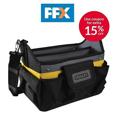 Stanley STA170718 Open Tote Tool Bag 12.5in