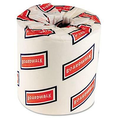 Boardwalk 6170 One-Ply Toilet Tissue 1000 Sheets White 96 Rolls/Carton