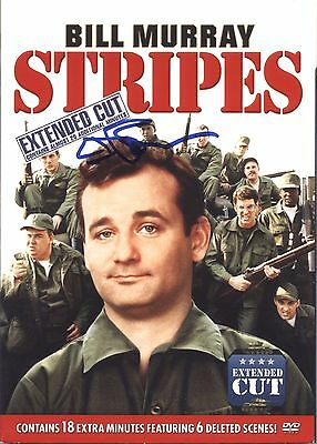 IVAN REITMAN AUTOGRAPHED SIGNED STRIPES DVD AUTHENTIC PHOTO PROOF Bill Murray