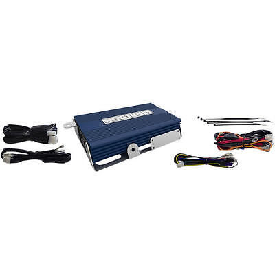 Hogtunes 4 Channel Amplifier Harley FLHTCUTG Tri Glide Ultra Classic 2014-2016