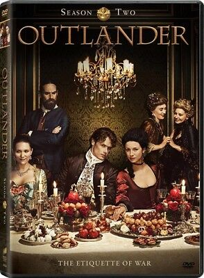 Outlander: Season Two [New DVD] Ac-3/Dolby Digital, Dolby, Subtitled, Widescre