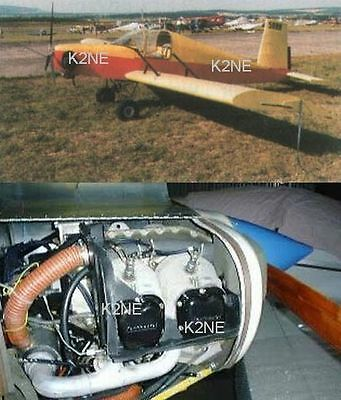 Experimental  Aircraft Complete Plan Set On Cd - K2Ne Web Store