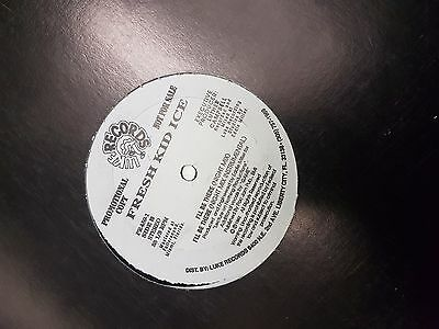 """Fresh Kid Ice  - I'll be there  - Luke Records  - 12"""""""