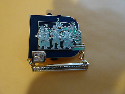 Disney Trading Pins 84813 WDW - Classic 'D' Collection - The Haunted Mansion® At