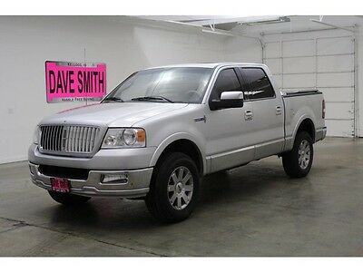 2006 Lincoln Mark Series Base Crew Cab Pickup 4-Door 06 Lincoln Mark LT Four-Wheel Drive Auto Power Windows Tow Dave Smith Motors