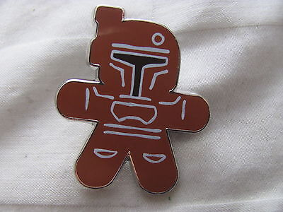 Disney Trading Pins  107864 Star Wars Gingerbread Mystery Collection - Boba Fett