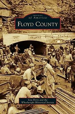 Floyd County by Lisa Perry (English) Hardcover Book Free Shipping!