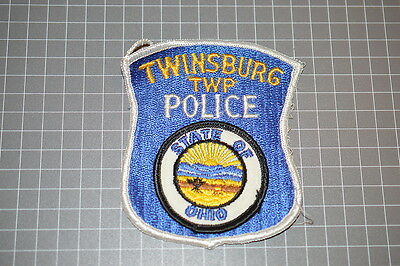 Old Twinsburg Township Ohio Police Department Patch (B17)
