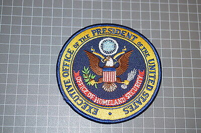 Executive Office Of The President Of The United States Patch (B9)