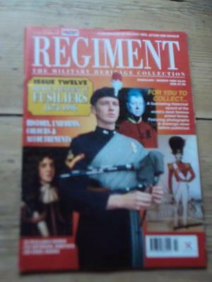 Regiment Magazine - Issue 12 The Royal Regiment of Fusiliers