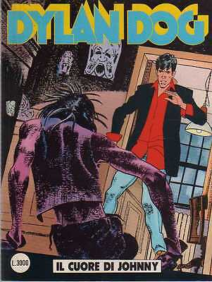 Dylan Dog 127 ORIGINAL The heart di Johnny del 4-1997