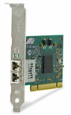 Allied Telesis AT-2916SX/SC-001 - AT SINGLE PORT FIBER GIGABIT NIC FOR 32-BI...