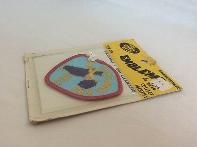 NEW HAMPSHIRE NH 1788 Souvenir Vintage Patch Travel State NEW In PACKAGE