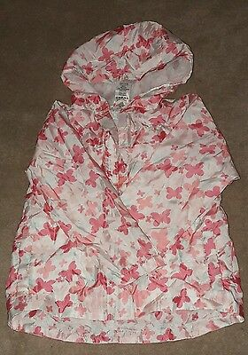 Beautiful Butterfly Pack a Mac / Raincoat Age 4-5 Years