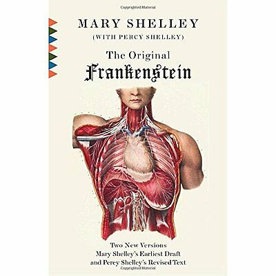 The Original Frankenstein (Vintage Classics) - Paperback NEW Shelley, Mary W 200