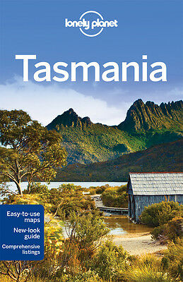Lonely Planet TASMANIA (Travel Guide) - BRAND NEW 9781742205793