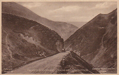 Wales - The Pass Of Sychnant - Dwygyfylchi - Conwy - Clwyd