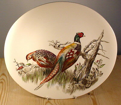 Johnson Brothers Game Birds Pheasant Large Oval Dinner Plate