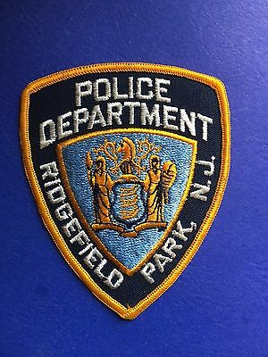 Ridgefield Park  New Jersey  Police Shoulder Patch