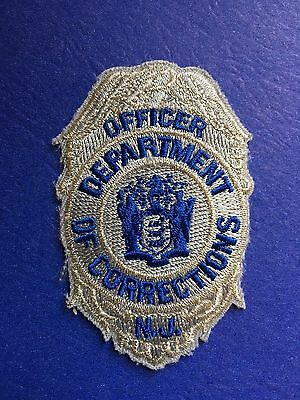 Department Of Corrections  New Jersey Patch