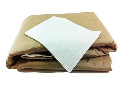 "Moving Pads 25 pack 60x72"" Quality Triple Layer Furniture Paper Pads"