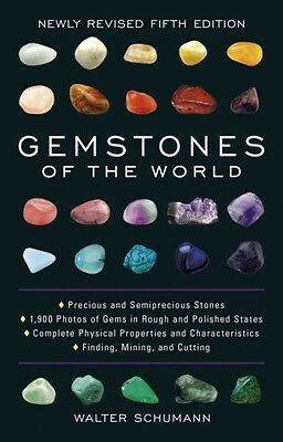 Gemstones of the World: Newly Revised Fifth Edition (Hardcover), . 9781454909538