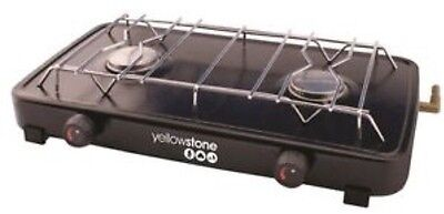 Yellowstone Portable Double Camping Stove
