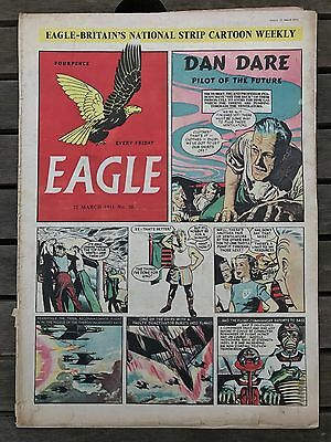 Eagle Comic  No. 50 Volume 1 22nd March 1951