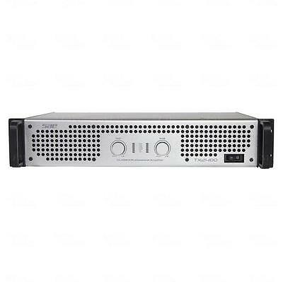 SAE Digital TX2400 PA DJ Power Amplifier 2 Channel 7500 Watts R.SMPS