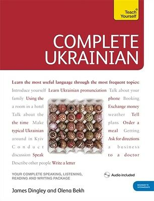 Complete Ukrainian: Teach Yourself (Book/CD Pack) (Paperback), Be. 9781444104134