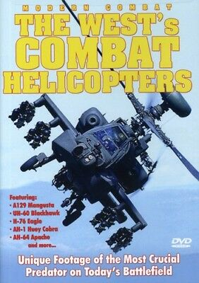 The West's Combat Helicopters [New DVD] Full Frame, Dolby