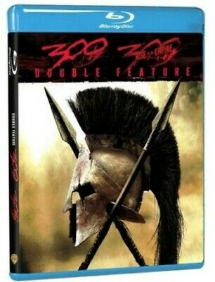 300 / 300: Rise of an Empire [New Blu-ray] 2 Pack