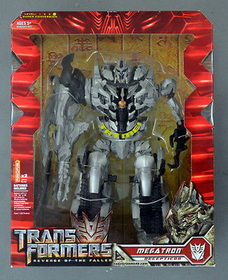 NEW Transformers Revenge Of The Fallen Leader Class Megatron FACTORY SEALED