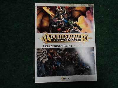 Warhammer Age of Sigmar Chaos Dread Hold Battletome New