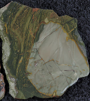 SSNW CARRASITE JASPER SLABS ~ super high grade cabbing slices ~ variety of color