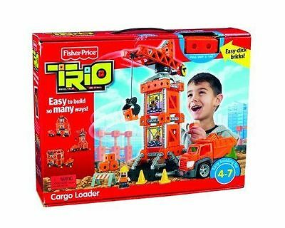 Fisher-Price Trio Cargo Loader New Sealed