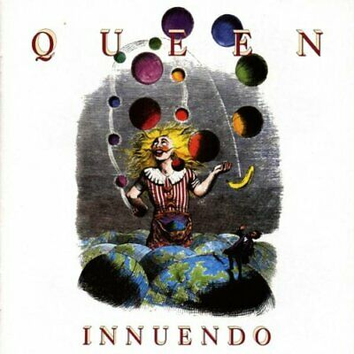 Queen - Innuendo - Queen CD O7VG The Cheap Fast Free Post The Cheap Fast Free