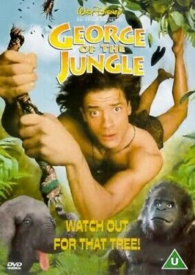 George Of The Jungle [DVD] [1997] - DVD  IFVG The Cheap Fast Free Post