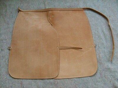 New Leather Farrier Horse Shoeing Chaps Apron Ranch