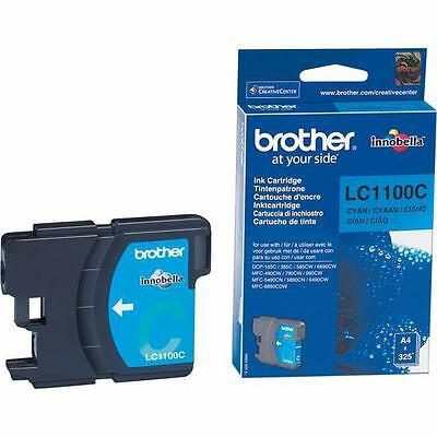 Brother BROTHER LC1100C STD CYAN INK